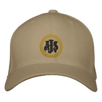 AJS gesticktes Emblem Bestickte Caps