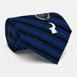 AKOBEN | Symbol von Wachsamkeit und von Vorsicht Personalisierte Krawatten