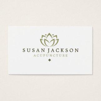 Akupunktur-Visitenkarte Visitenkarten
