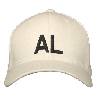AL Alabama gestickter Hut Bestickte Baseballcaps