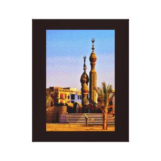 Al-Balad-Moschee Leinwanddruck