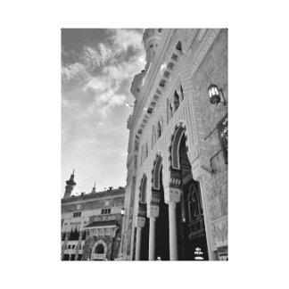 Al Haram Moschee Leinwanddruck