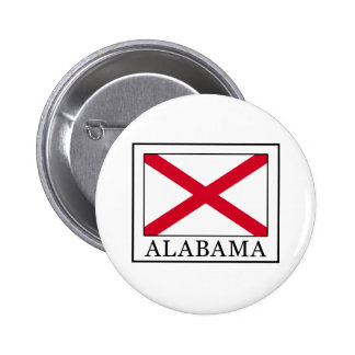 Alabama Runder Button 5,1 Cm