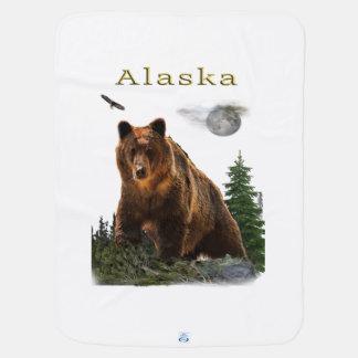 Alaska-Waren Babydecke