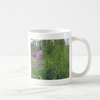 Alaskafireweed-Wildblume Tasse