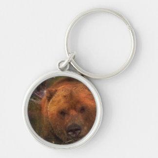 Alaskischer Bär mit CUB Schlüsselanhänger