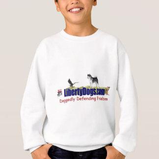 Alaskischer Malamute-Material Sweatshirt