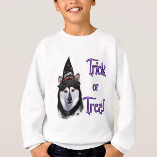 Alaskischer Malamute-Trick Sweatshirt