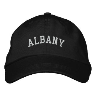 Albanien Bestickte Kappe
