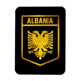 Albanien-Emblem Magnet