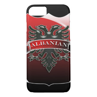 Albanien iPhone 7 Fall iPhone 8/7 Hülle