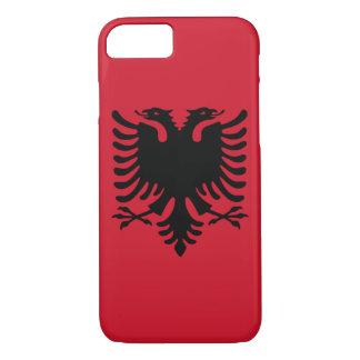 Albanien iPhone 8/7 Hülle