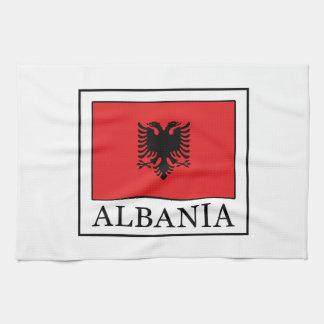 Albanien Küchentuch