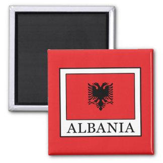 Albanien Quadratischer Magnet