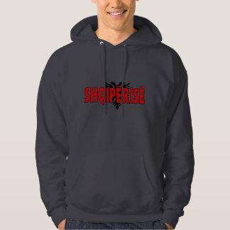Albanien-Shirt Hoodie