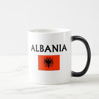 Albanien Verwandlungstasse