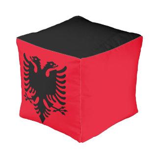 Albanisches Wappen Hocker