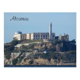 Alcatraz- San Francisco Postkarte