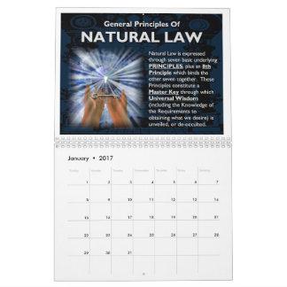 Alchimiekalender Wandkalender