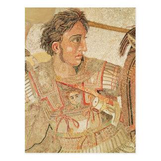 Alexander der Große 'vom Alexander Postkarte