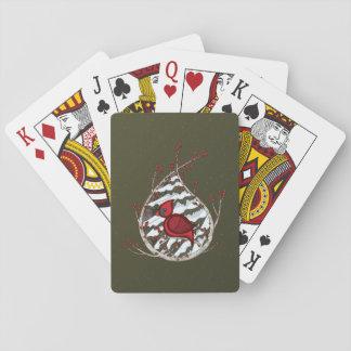 Alexander die Kardinals-klassischen Spielkarten