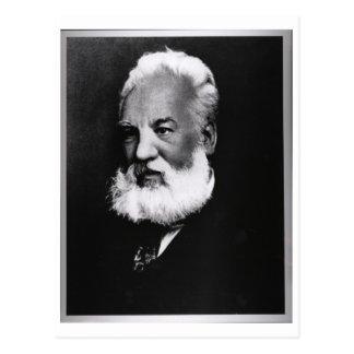 Alexander Graham Bell Postkarte