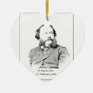 Alfred Jaell Keramik Ornament