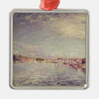 Alfred Sisley | Heiliges-Mammes Silbernes Ornament