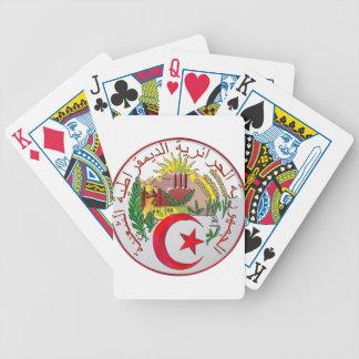 Algerien Bicycle Spielkarten