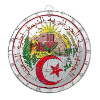Algerien Dartscheibe