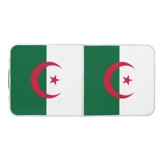 Algerien-Flagge Beer Pong Tisch