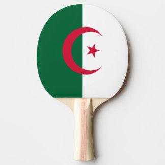 Algerien-Flagge Tischtennis Schläger