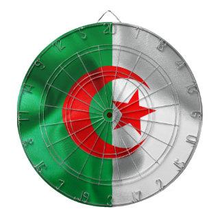 Algerien-Flaggen-Dartscheibe Dartscheibe