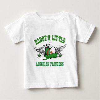 Algerischer Prinzessinentwurf Baby T-shirt