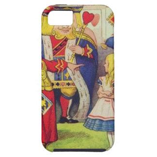 Alice und die Königin der Herzen iPhone 5 Hülle