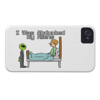Alien-Abduktion iPhone 4 Cover