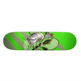 Alien-Ale Skate Board