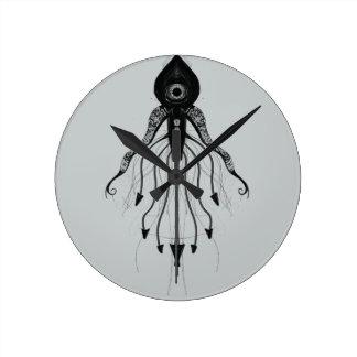Alien-Tintenfisch-Monster Uhren