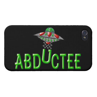 AlienAbductee iPhone 4 Hülle