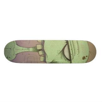 AlienOverbite 18,1 Cm Old School Skateboard Deck