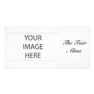 Alina mit keltischer Bedeutung Photokartenvorlagen