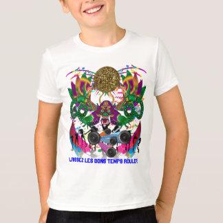 Alle Art-Kinderhellen Ansicht-Anmerkungen gefallen T-Shirt