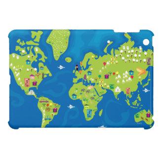 Alle auf der ganzen Welt Hüllen Für iPad Mini