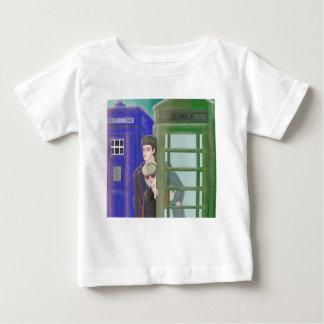 alle eine Welt Baby T-shirt