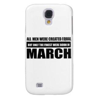 Alle Frauen waren geschaffene gleiche Märzentwürfe Galaxy S4 Hülle