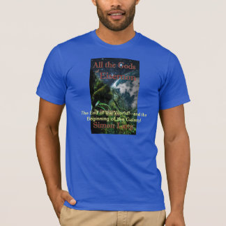 """""""Alle Götter von Eisernon"""" T - Shirt"""