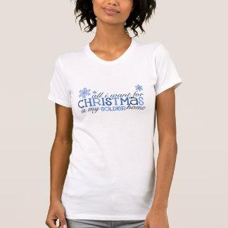 Alle will ich - Soldaten T-Shirt
