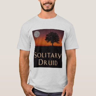 Alleiner Druide T-Shirt