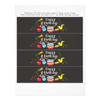 alles Gute zum Geburtstag des Flyer