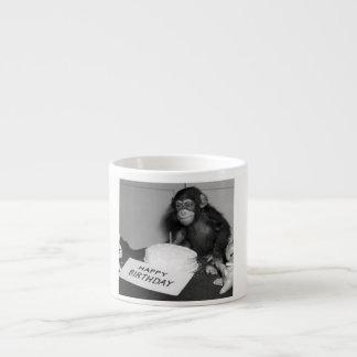 Alles Gute zum Geburtstag Espresso-Tasse Espressotasse